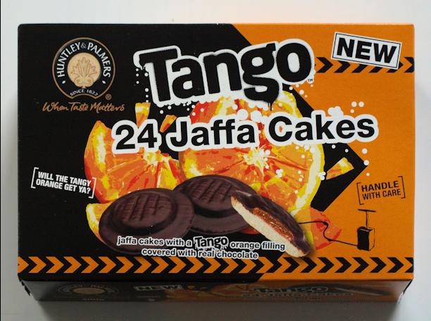 Best Jaffa Cakes