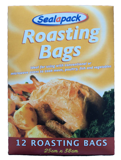 Sealpack Roasting Bags (12)