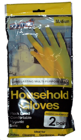 TwinPack Household Gloves (12)