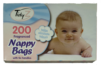 200 x Nappy Sacks (6)