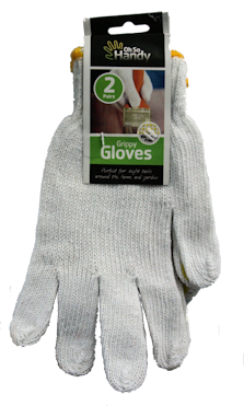 2pk Cotton Work Glove